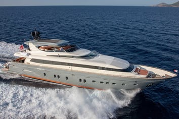 111ft Yacht Y42