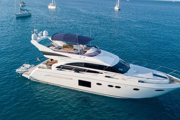 65ft Yacht MR BLUE SKY