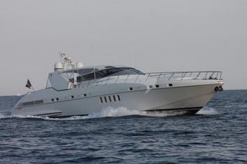 82ft Yacht TAKE OFF