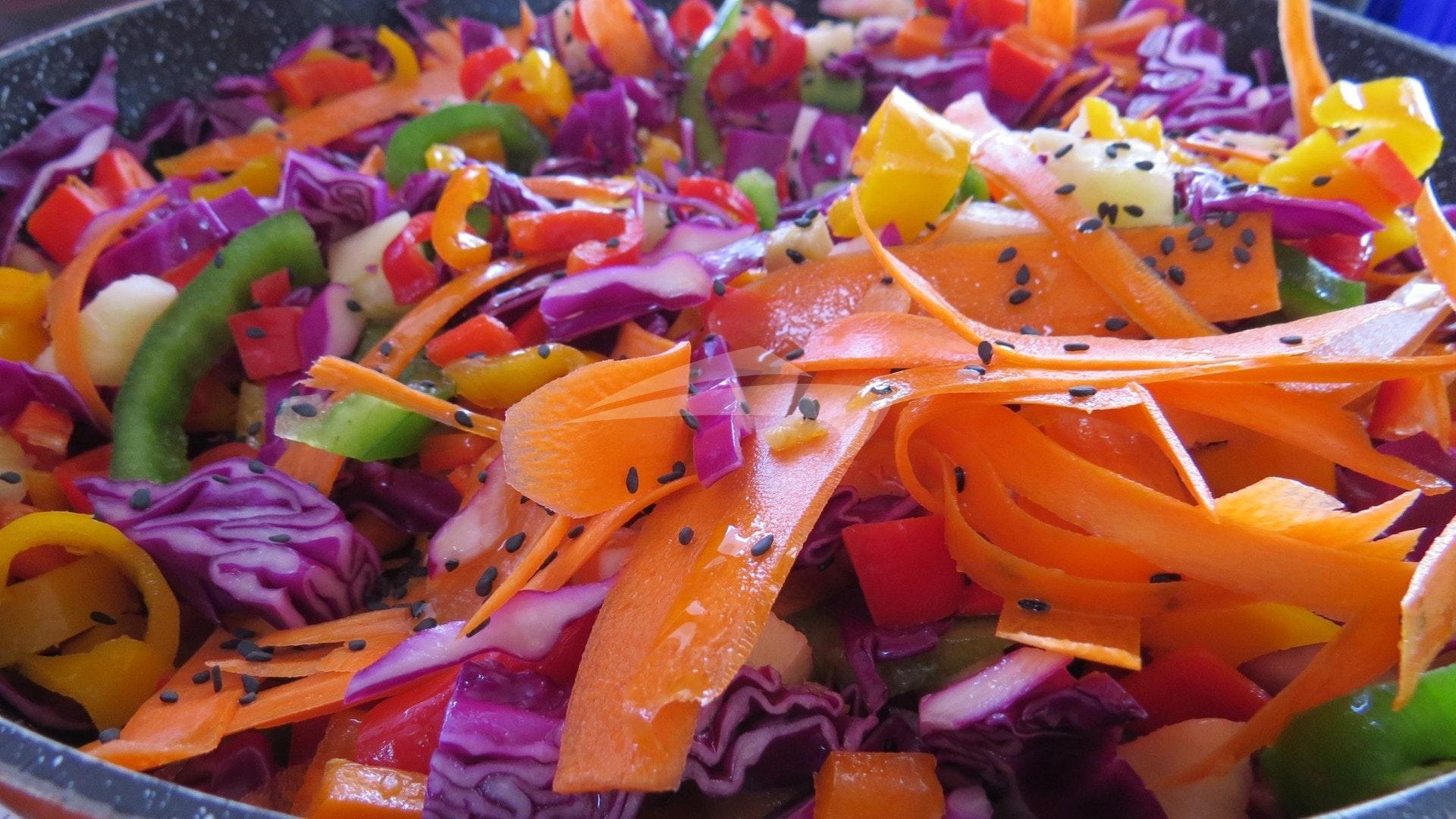 Healthy and tasteful cuisine