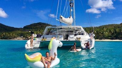 Even more floatie fun on PELICAN