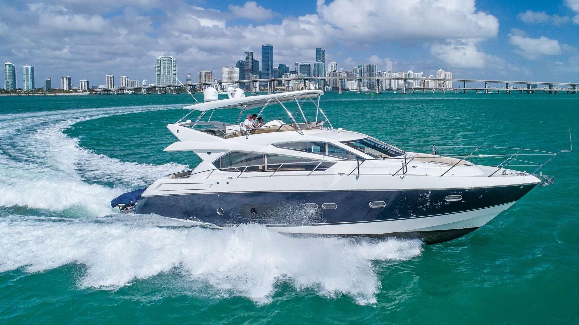 Yacht LOAN SHARK Charter Yacht