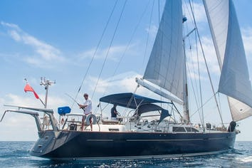 65ft Yacht INDEPENDENCE OF HERM