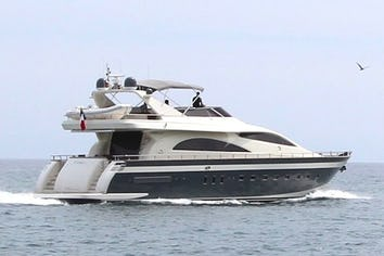 85ft Yacht TIGER 67