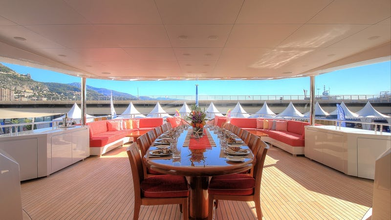 Deck and Dining
