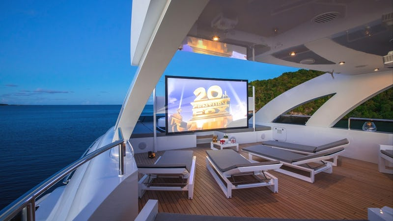 G3 :: Outdoor Cinema