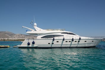 67ft Yacht ANANAS