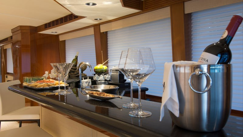 Marbella Ii Yacht For Charter Luxury Yacht Charter Worth