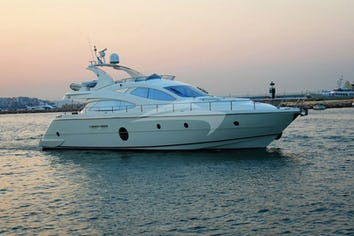Luxury charter yacht GEORGE V