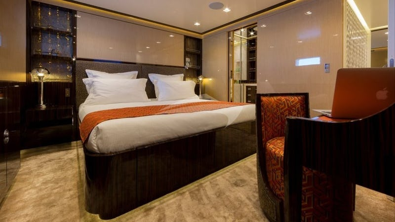 TAIBA :: Guest Double Cabin