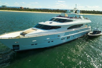 95ft Yacht TRIPLE 888 EIGHT