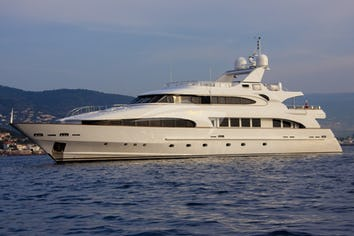 146ft Yacht LADY G II