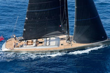 100ft Yacht DARK SHADOW