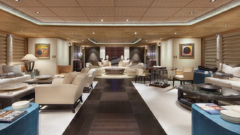 SUNRAYS Superyacht for charter