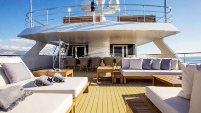 Asientos de cubierta