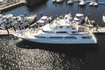40M WESTPORT power yacht charter in