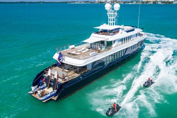 140ft Yacht ICE 5