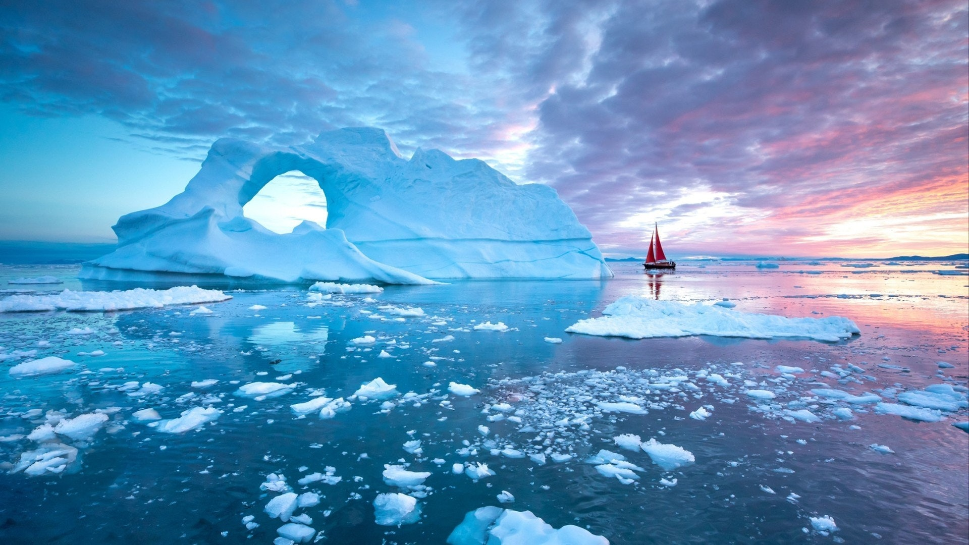 Luxury Yacht Charter Guide to Greenland
