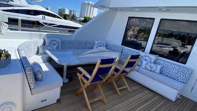 Assentos Skylounge Deck