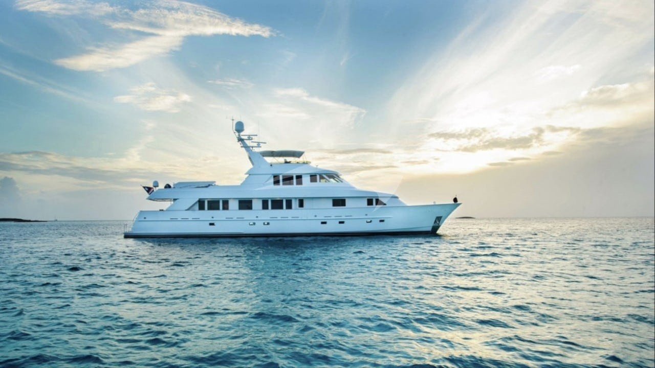 Yacht WONDERLAND Charter Yacht