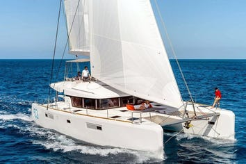 51ft Yacht WHITE PEARL