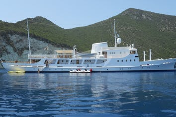 169ft Yacht DIONEA