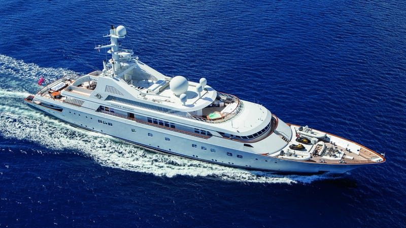 GRAND OCEAN Yacht for Charter