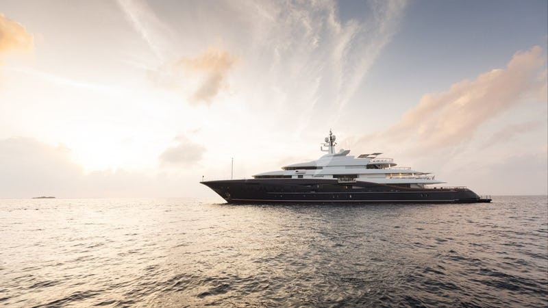NIRVANA Superyacht for charter