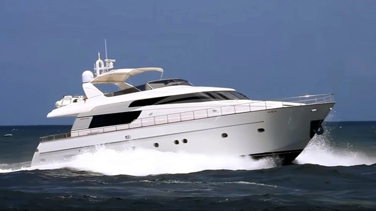 Yacht STELLA MAR Charter Yacht
