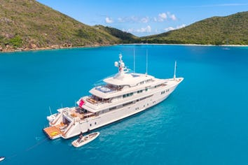 Party Girl Superyacht Charter