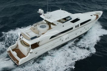 114ft Yacht BRANDI WINE