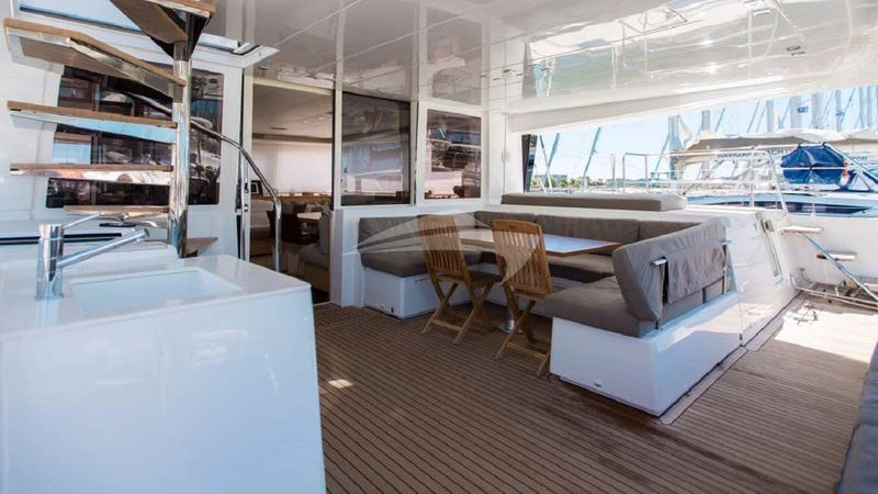 EAGLE OF NORWAY :: Aft Deck