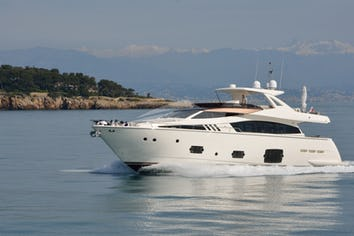 81ft Yacht COLUMBUS A