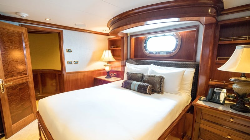 EXCELLENCE :: Starboard Aft guest stateroom