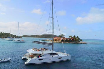 58ft Yacht DREAM MAYREAU