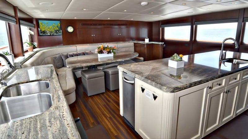 ODIN :: Galley and Dining