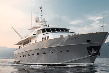 97ft Yacht PAOLUCCI
