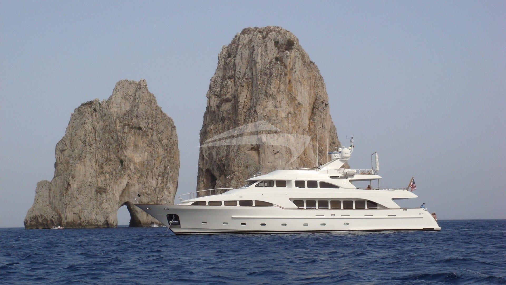 Yacht BACCHANAL Charter Yacht