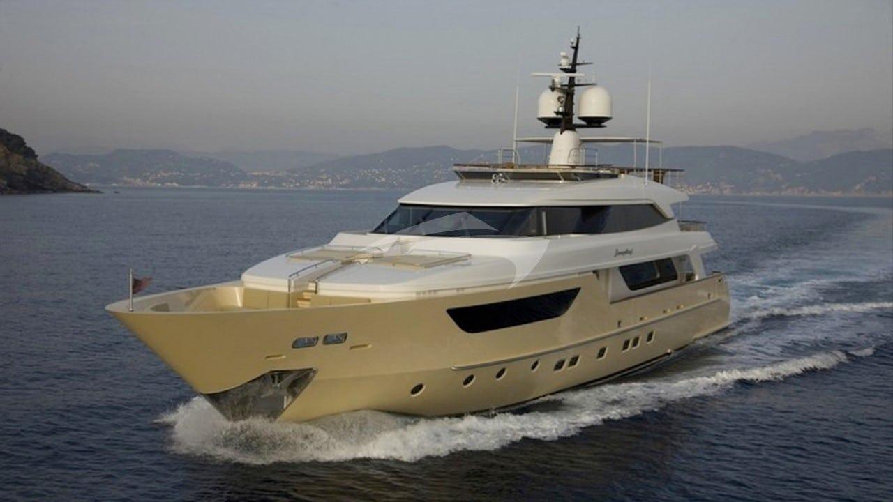 Yacht KAOS Charter Yacht