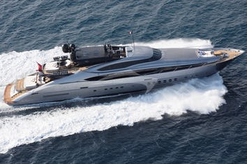 149ft Yacht SILVER WAVE