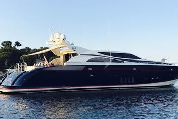 111ft Yacht CHEEKY TIGER
