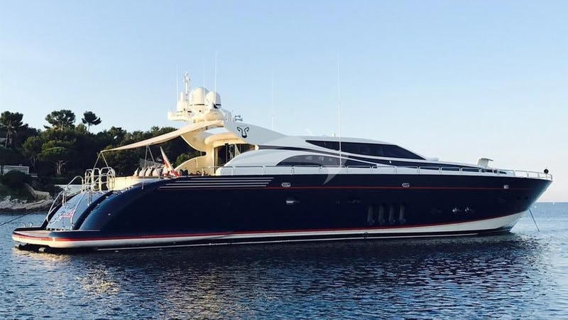 Yacht Charter CHEEKY TIGER
