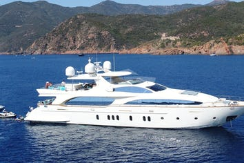 116ft Yacht SWEET EMOCEAN