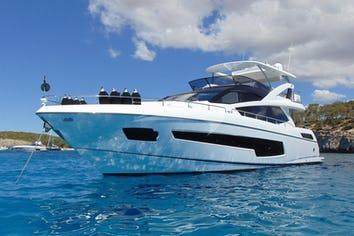 75ft Yacht GLASAX
