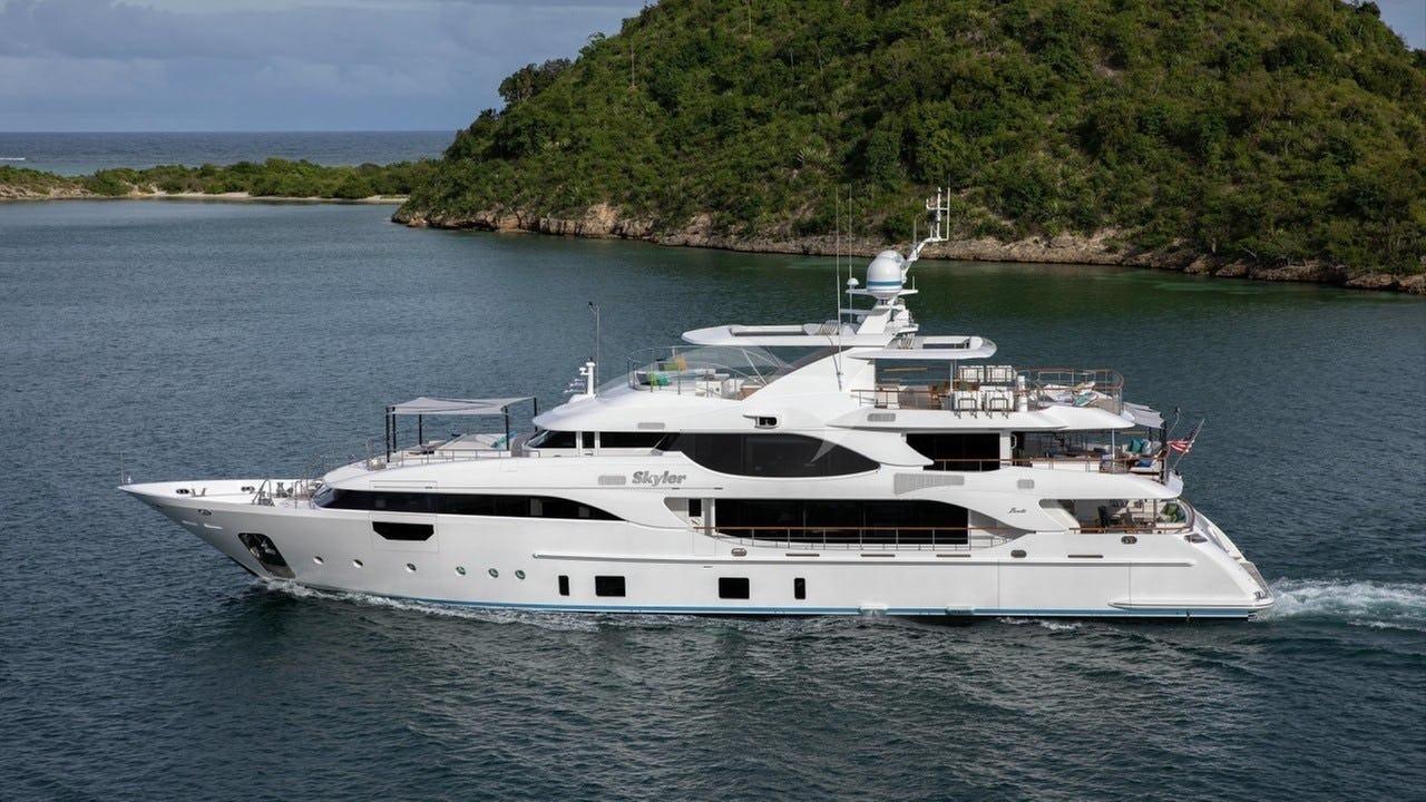 Yacht SKYLER Charter Yacht