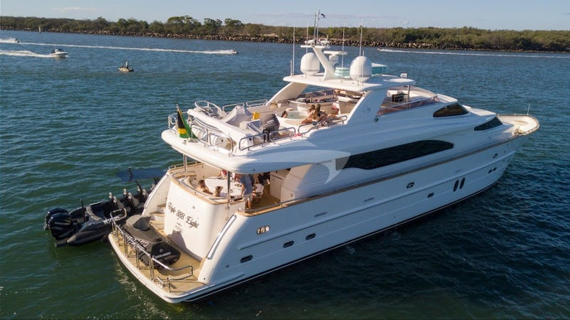 TRIPLE 888 EIGHT :: Triple 888 Eight yacht