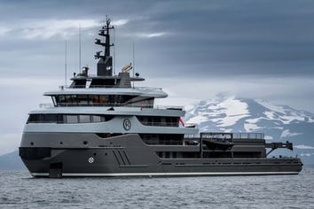 Project Ragnar Superyacht Charter
