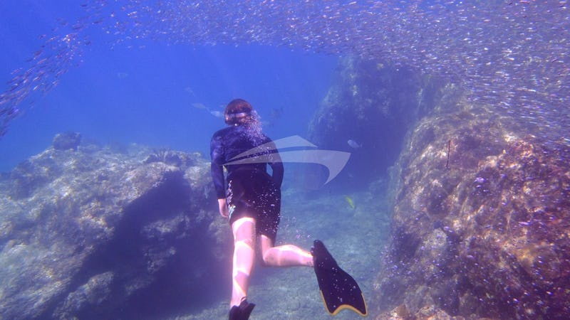 EXTASEA 2 :: Snorkeling the Caves