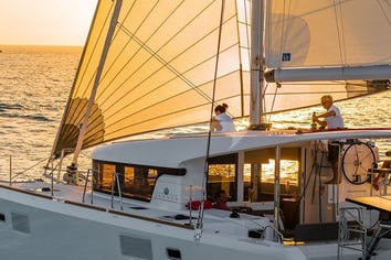 Glory Days Superyacht Charter