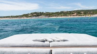 Almofadas de sol